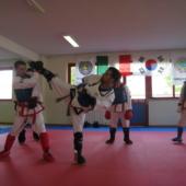 Stage domenicale allenamento al combattimento libero